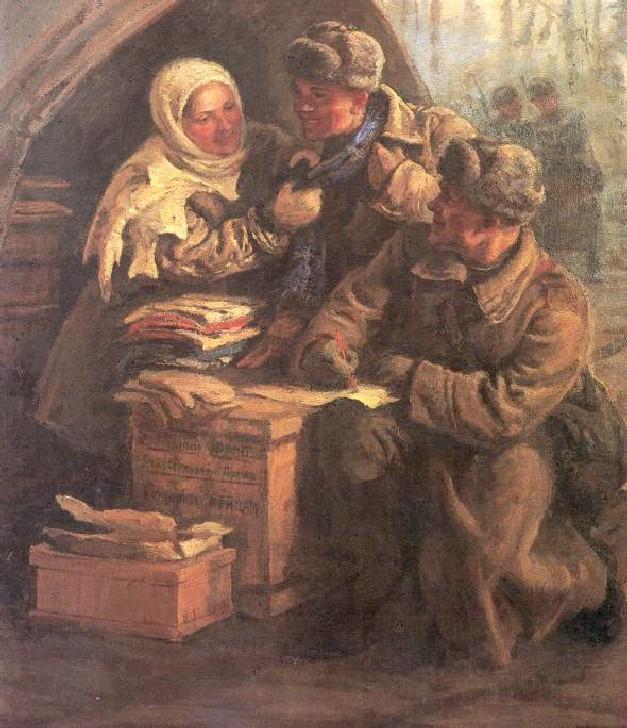 Поэзия о Великой Отечественной Войне 1941-1945 годов. .  Самуил Маршак : Я прохожу по улицам твоим.