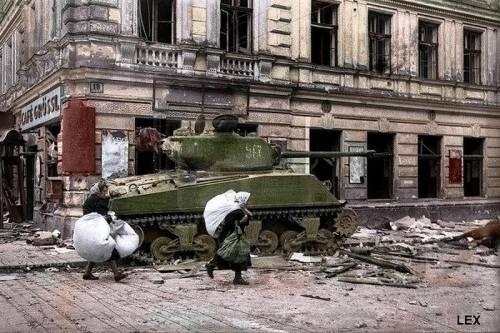 фото 1945 берлин апреле в