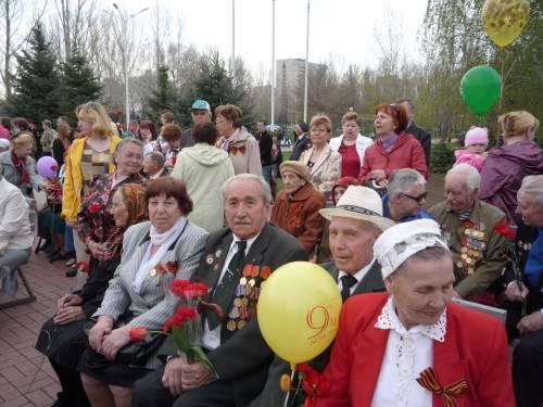 Ветераны города Тольятти.